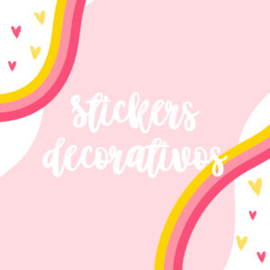 Stickers Decorativos